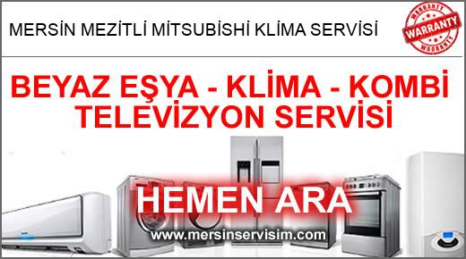 Mersin Mezitli Mitsubishi Klima Servisi